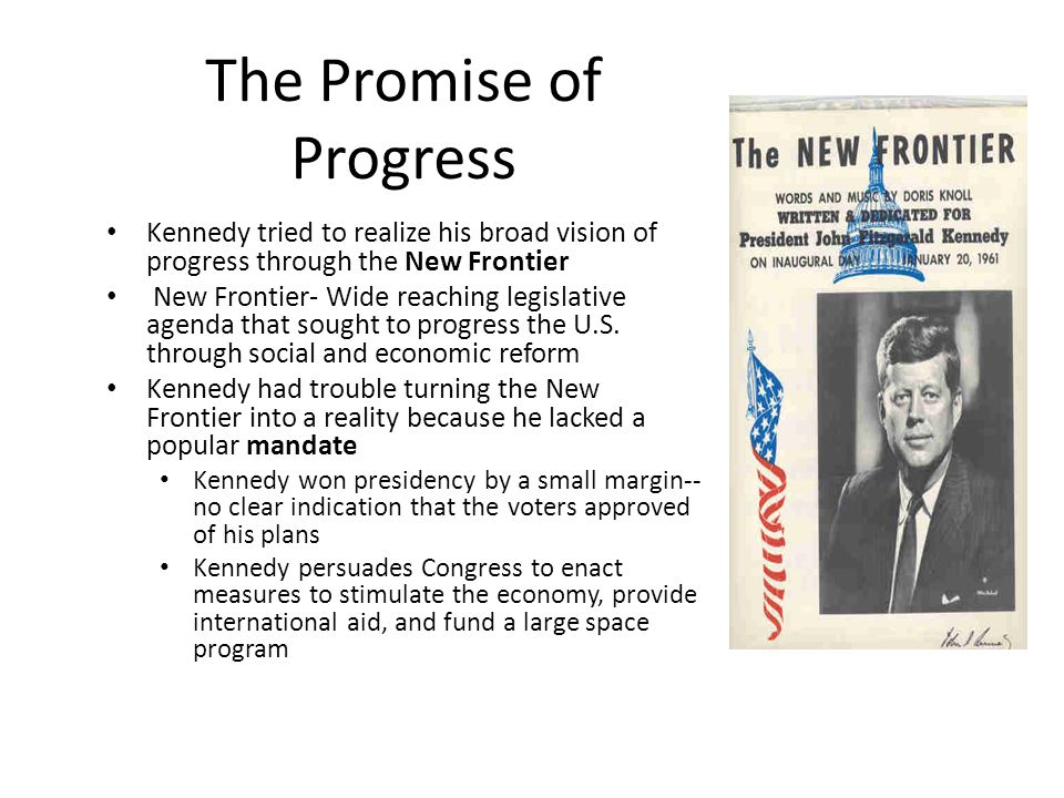 The Promise of Progress