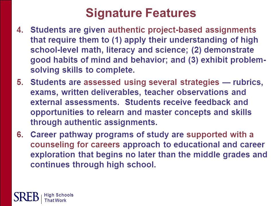Signature Features