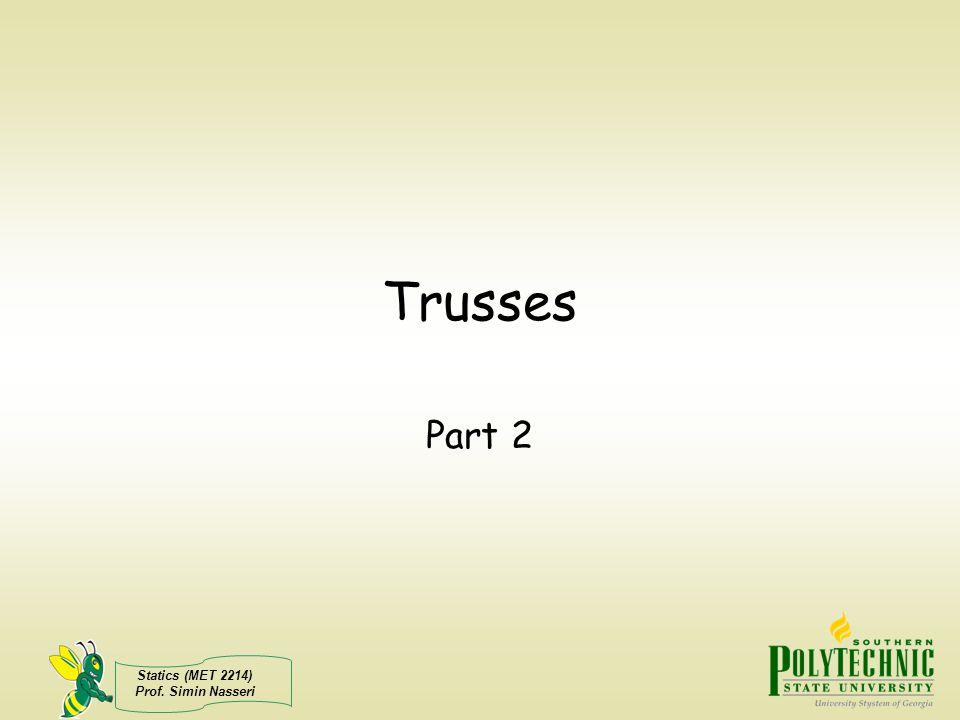 Trusses Part 2