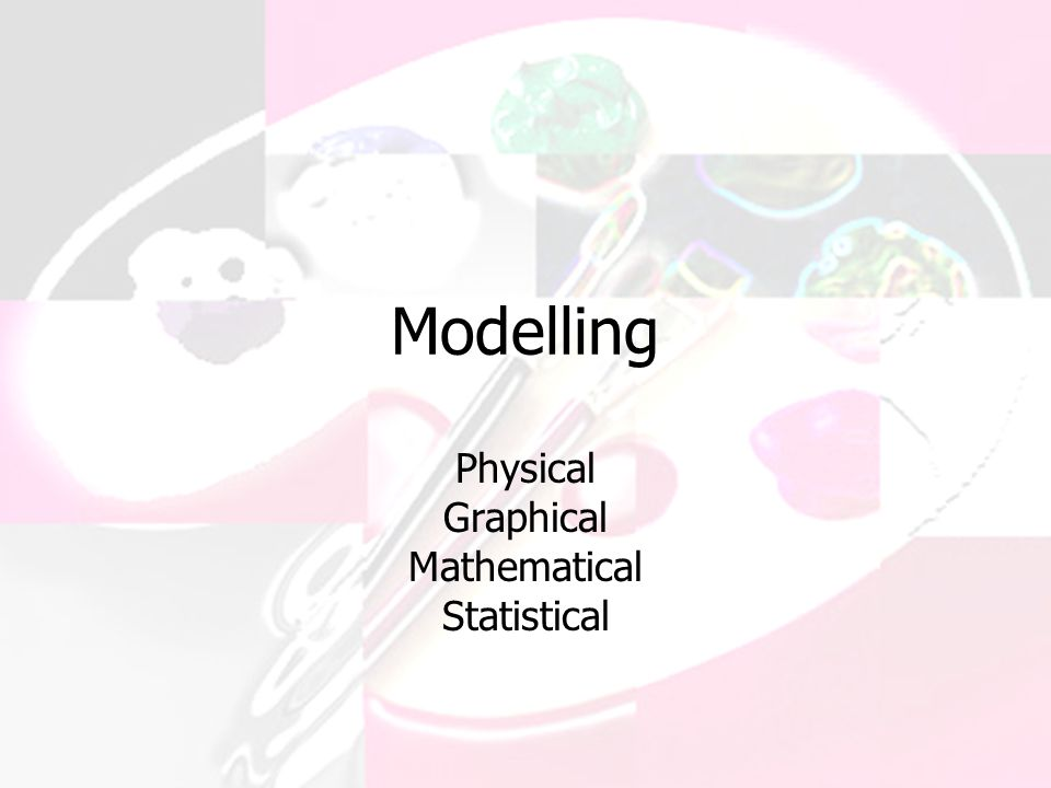 Physical Graphical Mathematical Statistical