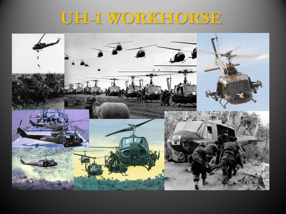 UH-1 WORKHORSE