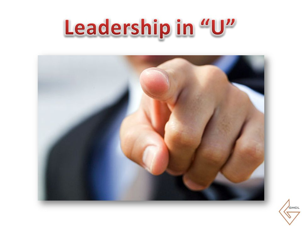 Leadership in U