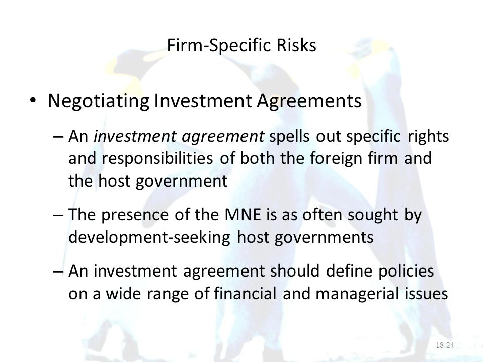 Foreign Direct Investment Theory And Political Risk - Ppt Video