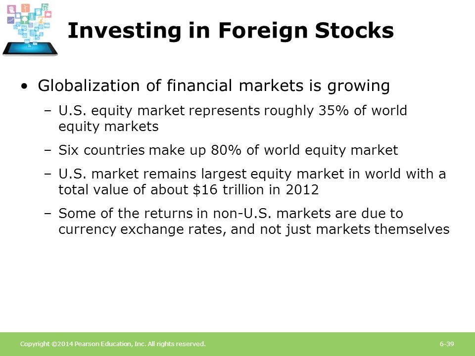 Investing in Foreign Stocks