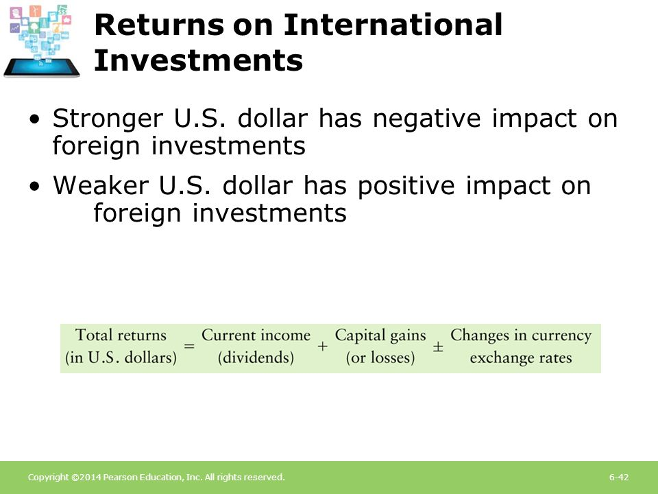 Returns on International Investments