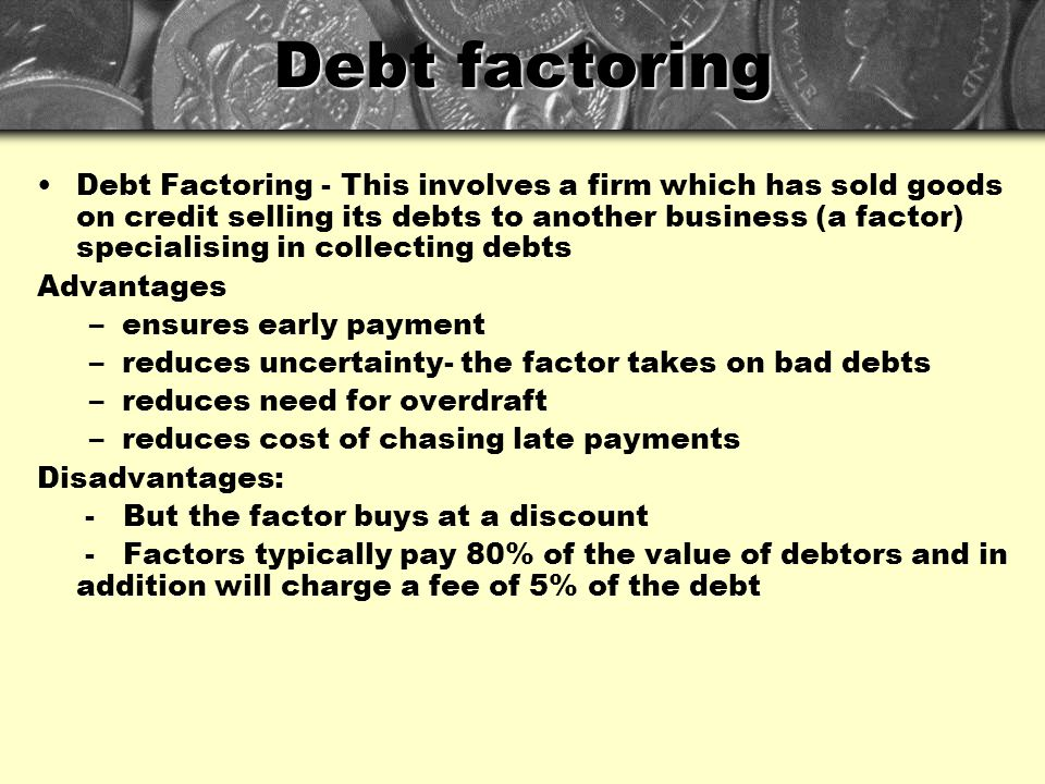 advantages and disadvantages of debt relief The advantages and disadvantages of a debt management plan the most obvious advantage of adopting a debt management plan is that it allows you to lower your interest rate while combining several bills into one responsibility.