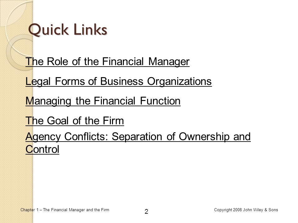 financial management what the three forms of business organization and what are the advantages and d Applies to for-profits unless otherwise noted new business leaders and managers have to develop at least basic skills in financial management expecting others in the organization to manage finances is clearly asking for trouble basic skills in financial management start in the critical areas of.