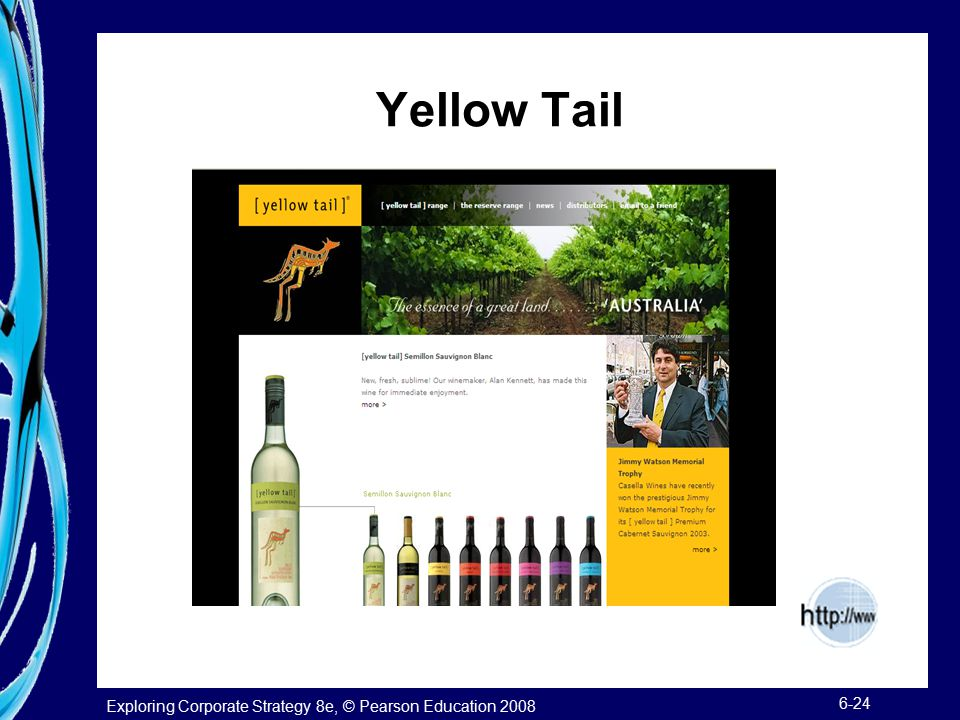 Yellow Tail 6-24