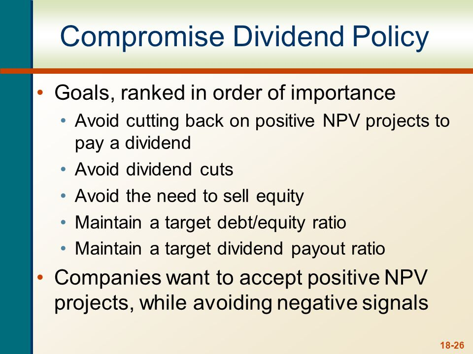 Dividend Reinvestment Plans - DRPs