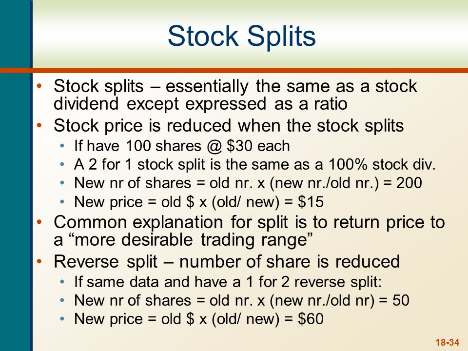 Conclusion Dividends are important because the value of a share is determined by expectations about future dividends.