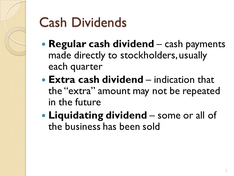 Dividend Reinvestment Plans (DRIPs)