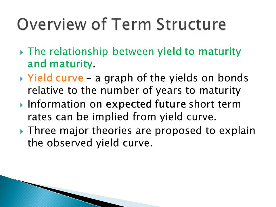 what is the relationship between current yield and ytm