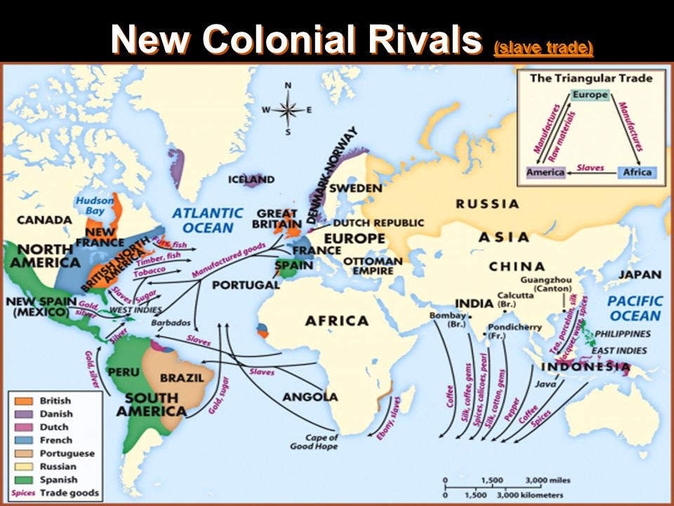 New Colonial Rivals (slave trade)