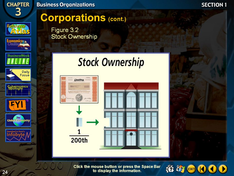 Corporations (cont.) Section 1-17