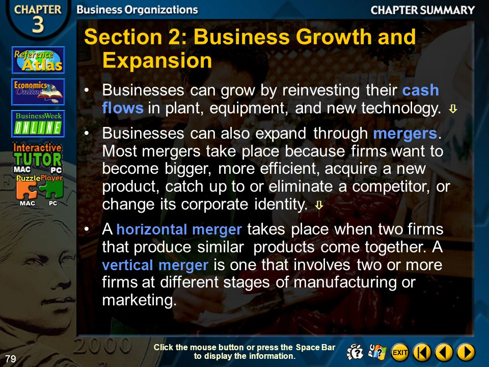Section 2: Business Growth and Expansion