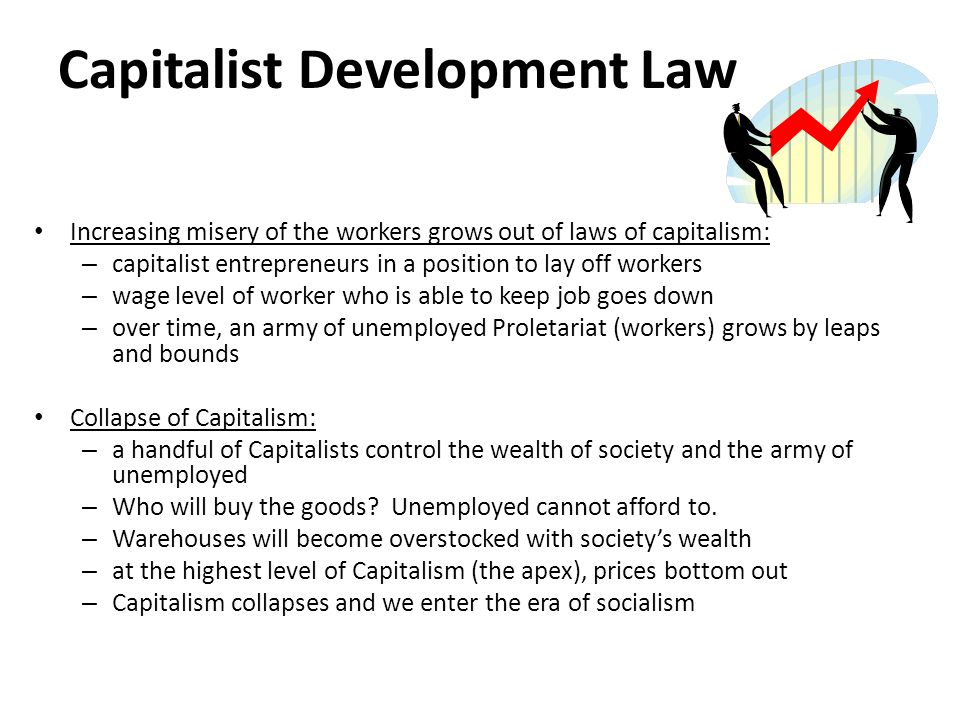 Capitalist Development Law