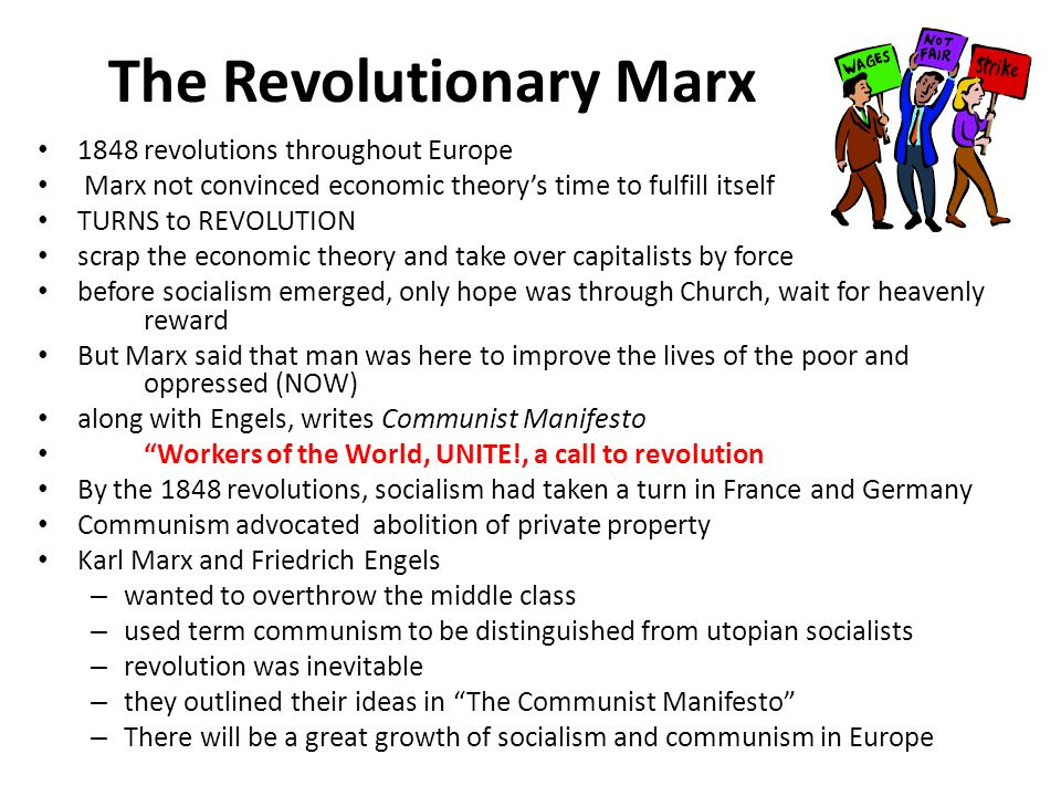 The Revolutionary Marx
