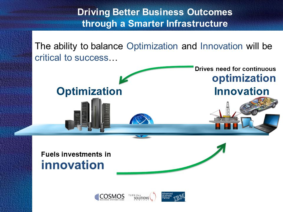 Optimization Driving Better Business Outcomes