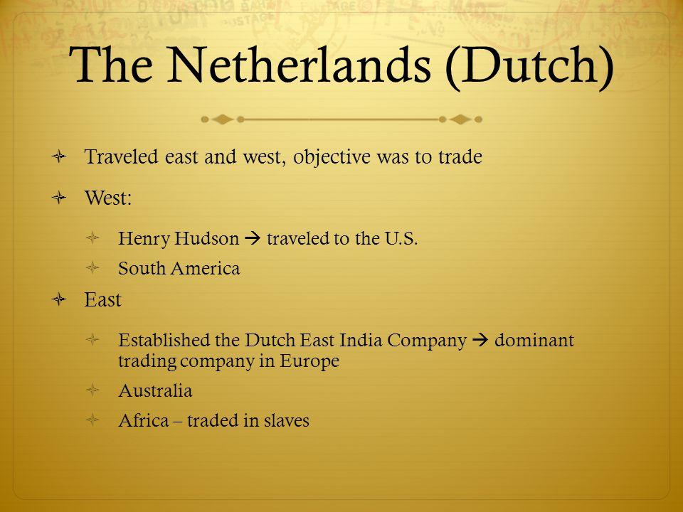 The Netherlands (Dutch)
