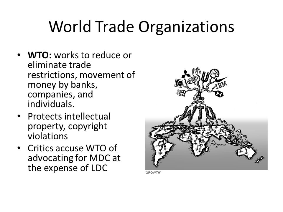World Trade Organizations