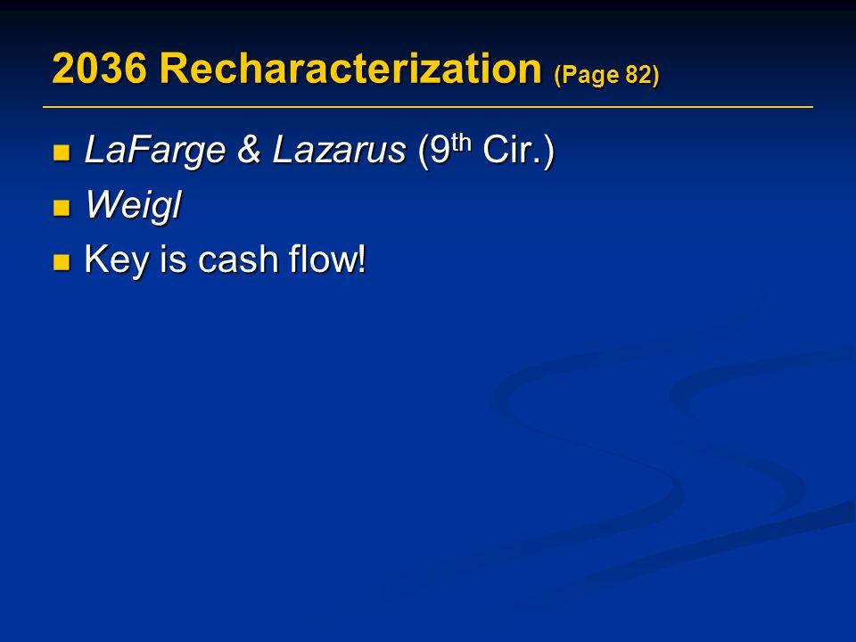 2036 Recharacterization (Page 82)