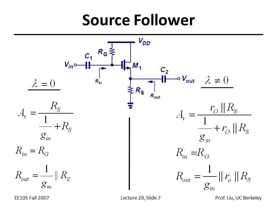 Source Follower