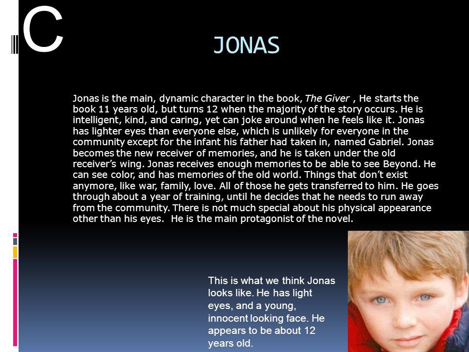 C JONAS.