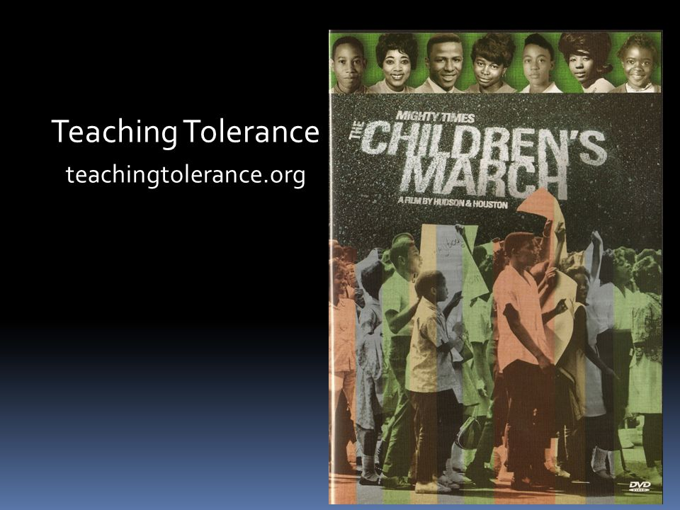 Teaching Tolerance teachingtolerance.org