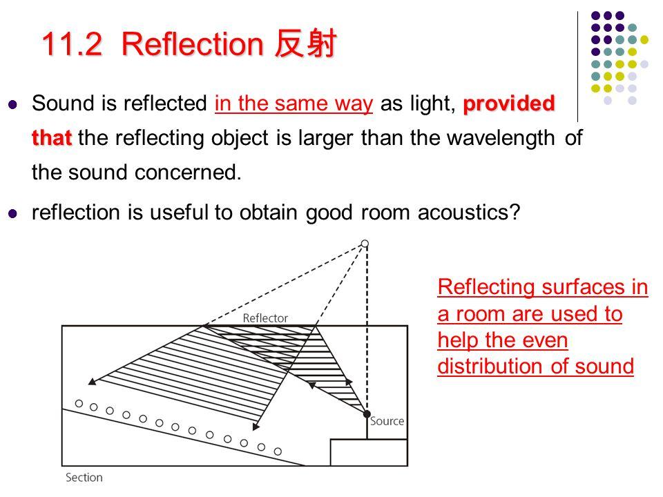 11.2 Reflection 反射