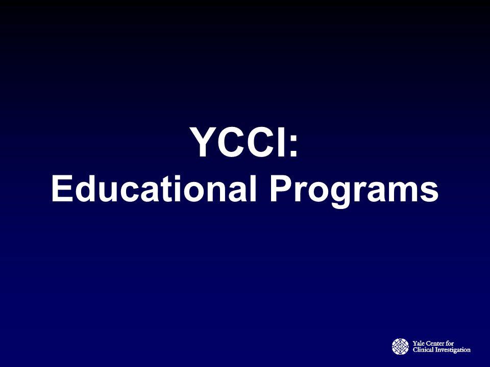 YCCI: Educational Programs