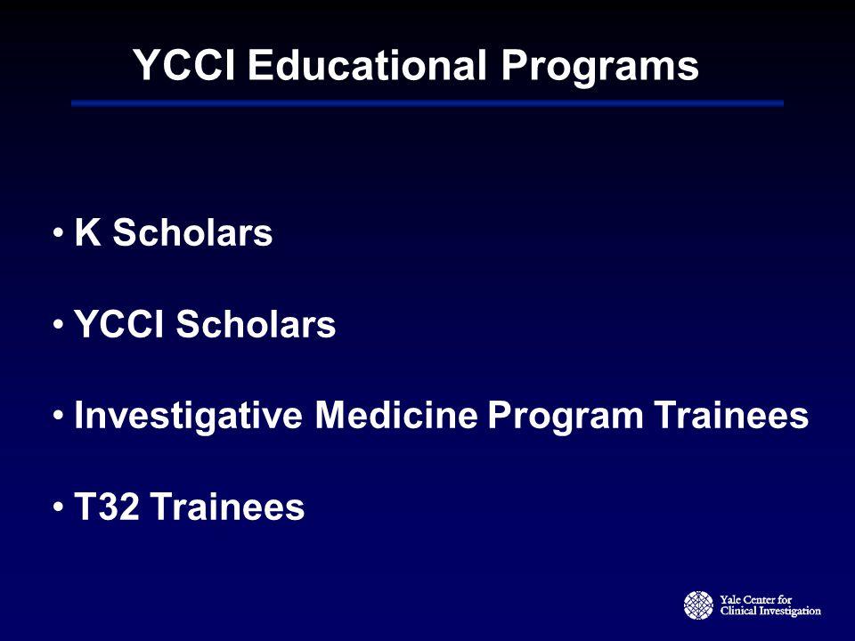 YCCI Educational Programs