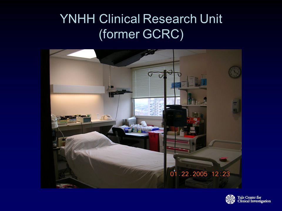 YNHH Clinical Research Unit (former GCRC)