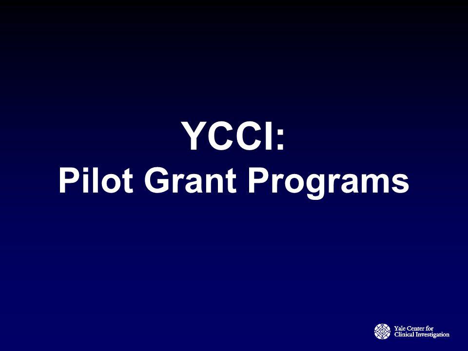 YCCI: Pilot Grant Programs