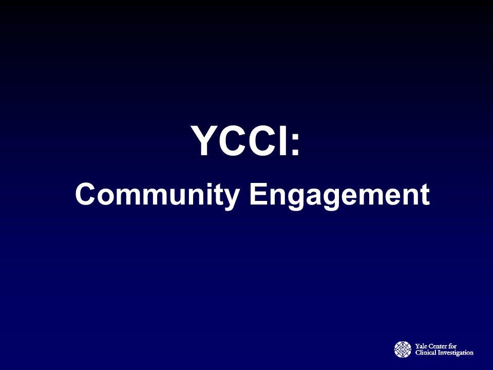 YCCI: Community Engagement