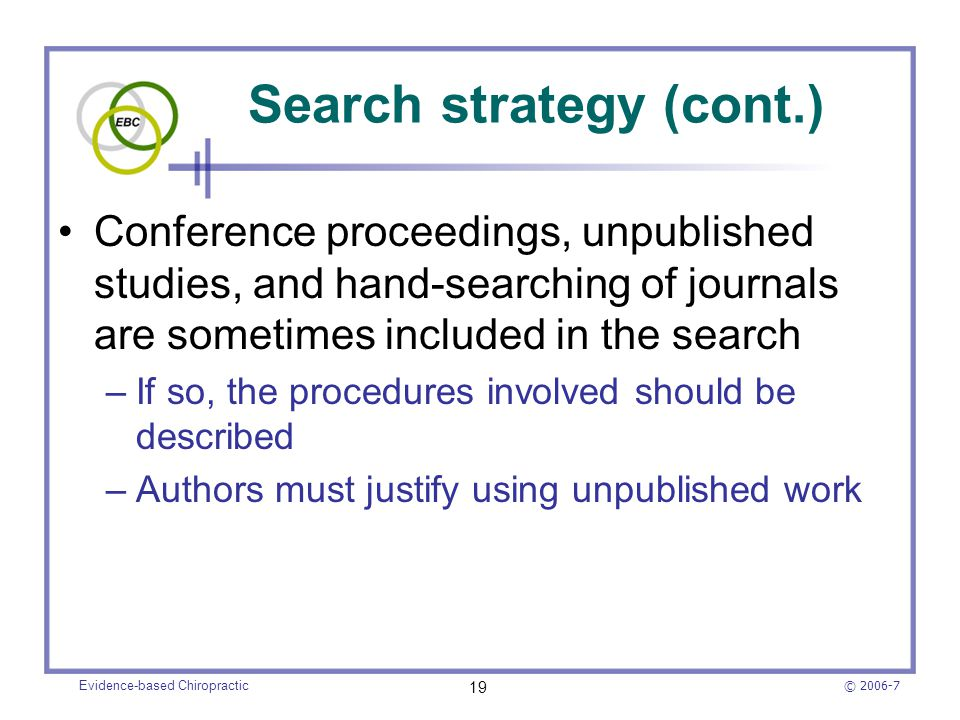 Search strategy (cont.)