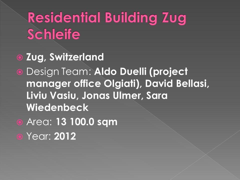 Residential Building Zug Schleife