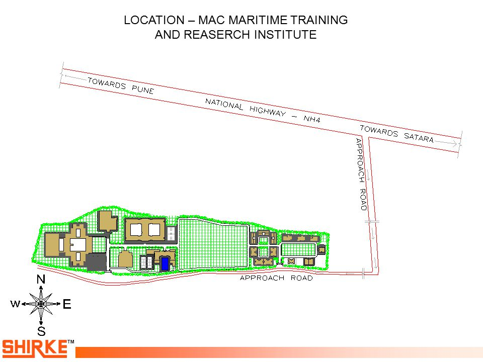 LOCATION – MAC MARITIME TRAINING AND REASERCH INSTITUTE