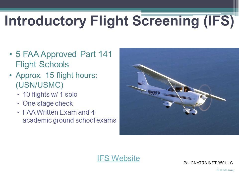 Introductory Flight Screening (IFS)