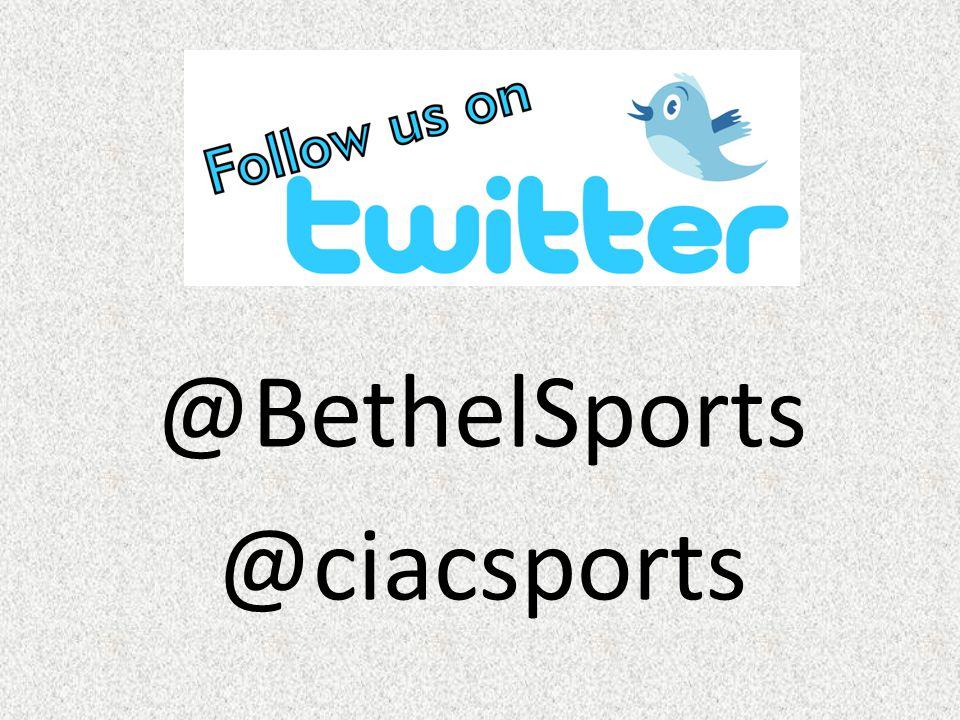 @BethelSports @ciacsports