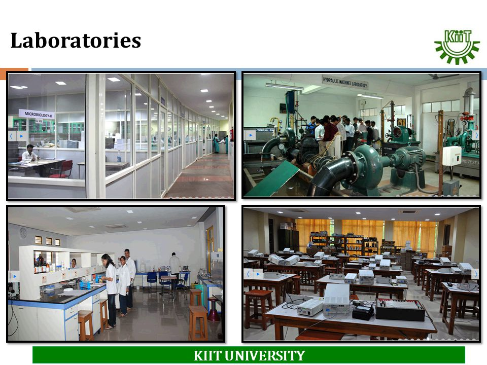 Laboratories KIIT UNIVERSITY