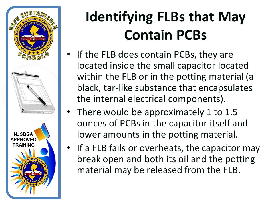 Identifying FLBs that May Contain PCBs