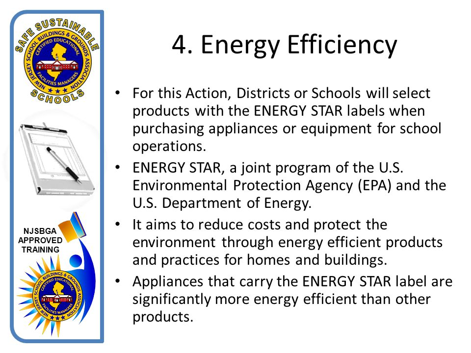 4. Energy Efficiency