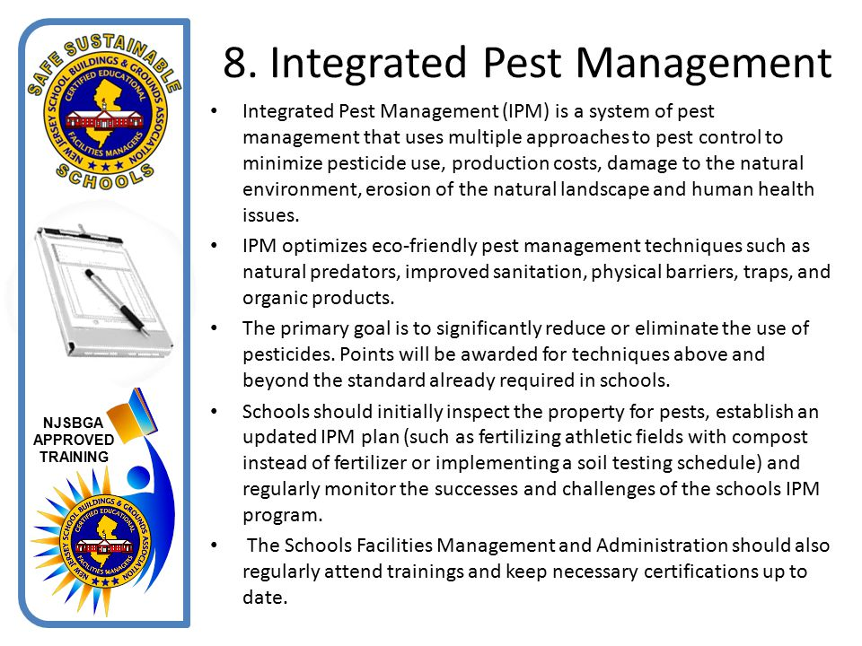 8. Integrated Pest Management