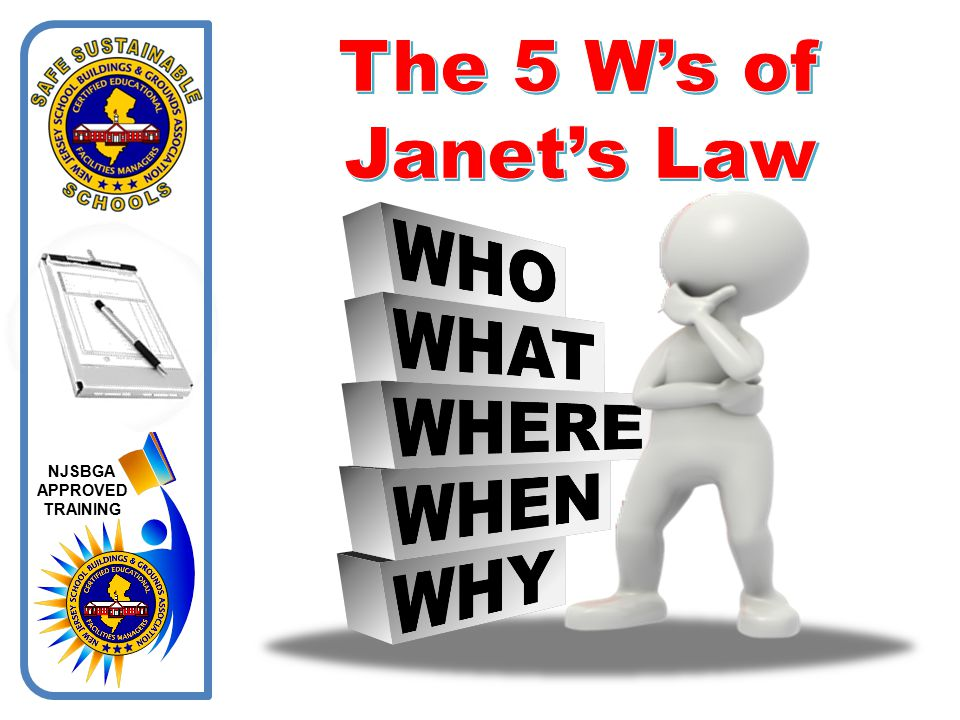 The 5 W's of Janet's Law
