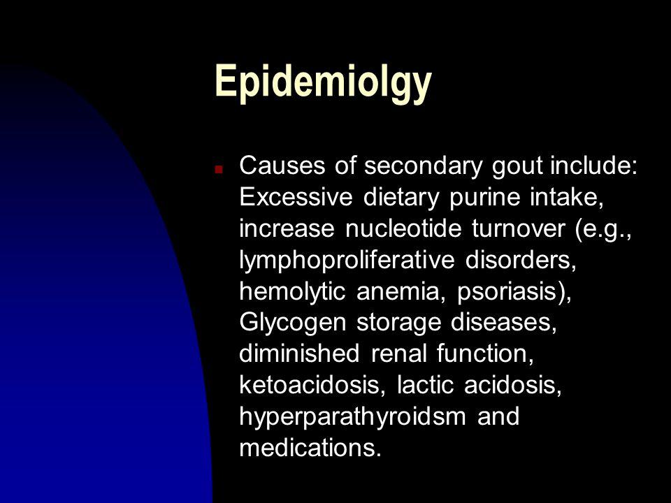 Epidemiolgy