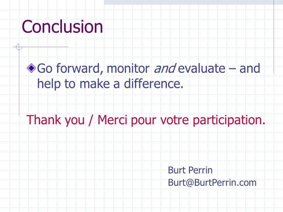 Thank you / Merci pour votre participation.