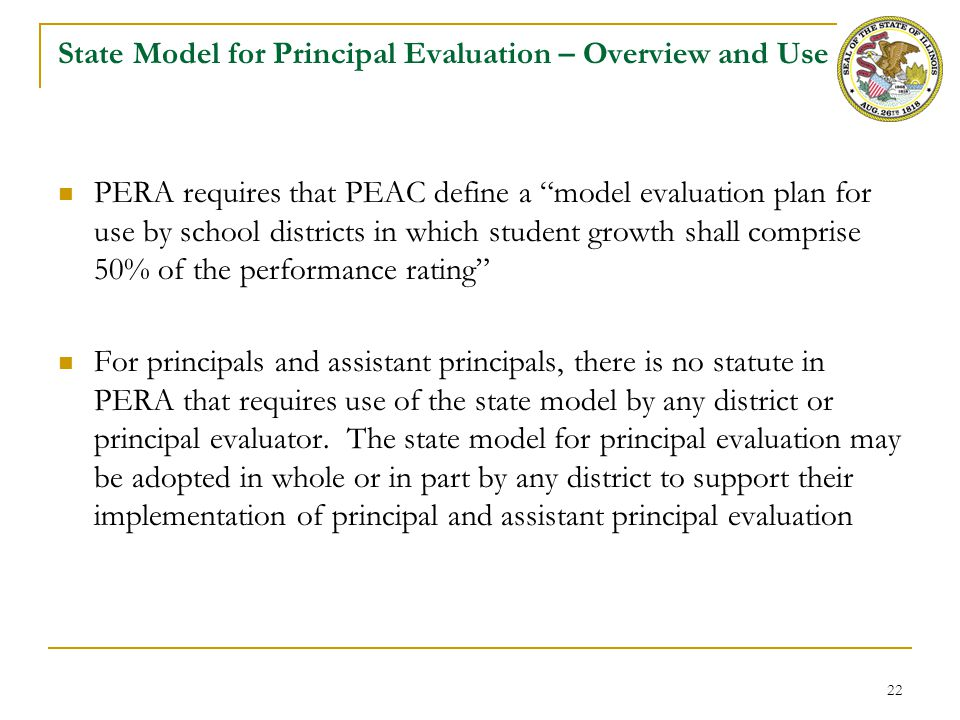 State Model for Principal Practice