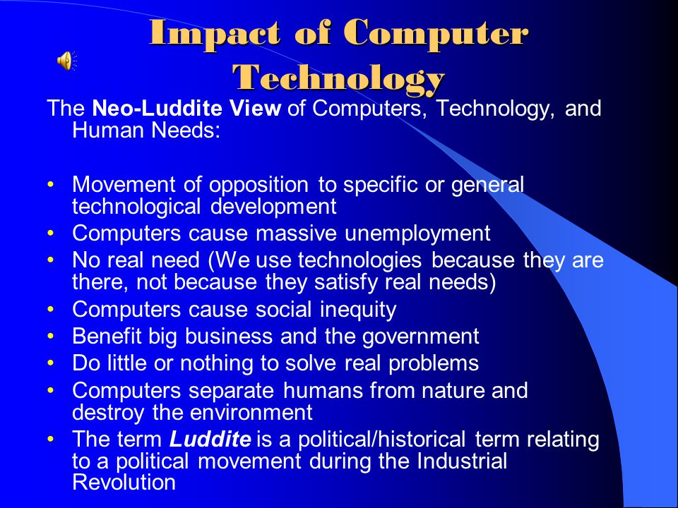 "computer development and its affect on the society ""cultural and social factors that affect development  culture in its anti-development aspects is  cultural is ant-development of any society although."
