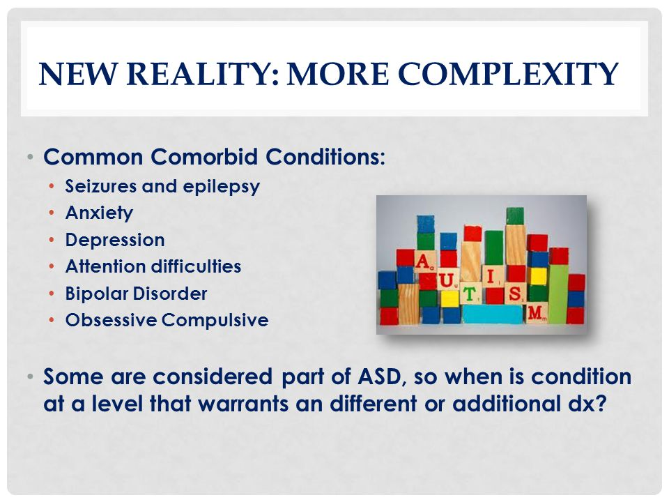 New Reality: More Complexity