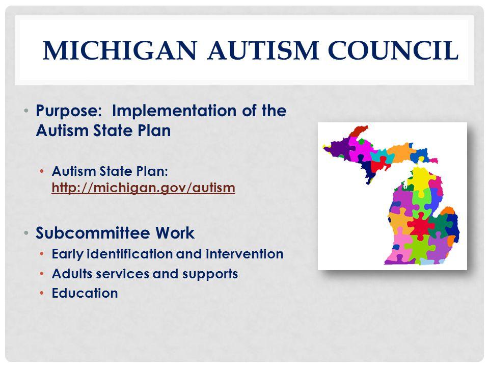 Michigan Autism Council